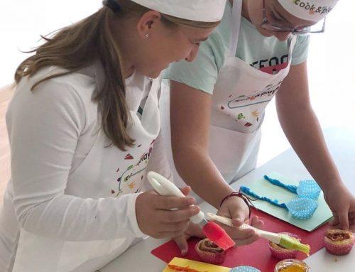Nace Cook & Play Club, una iniciativa para cocinar y aprender en familia