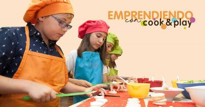 emprendiendo con Cook & Play
