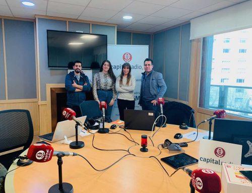 Entrevista a Manuel Sánchez en Capital Radio